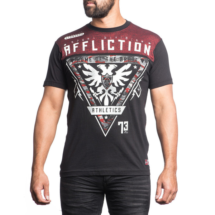 tričko pánské AFFLICTION - Edge