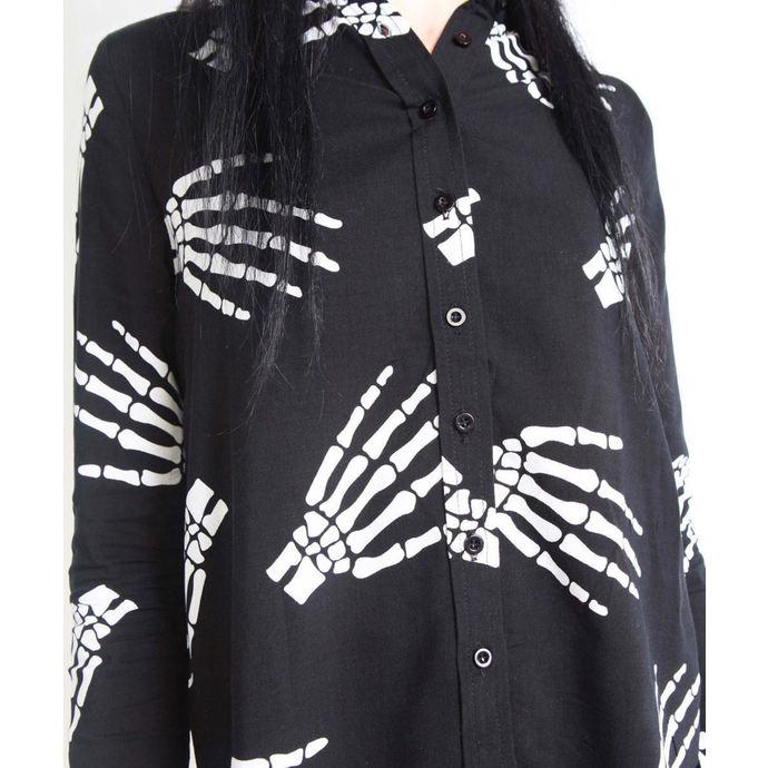 košile dámská IRON FIST - Fingers To The Bone