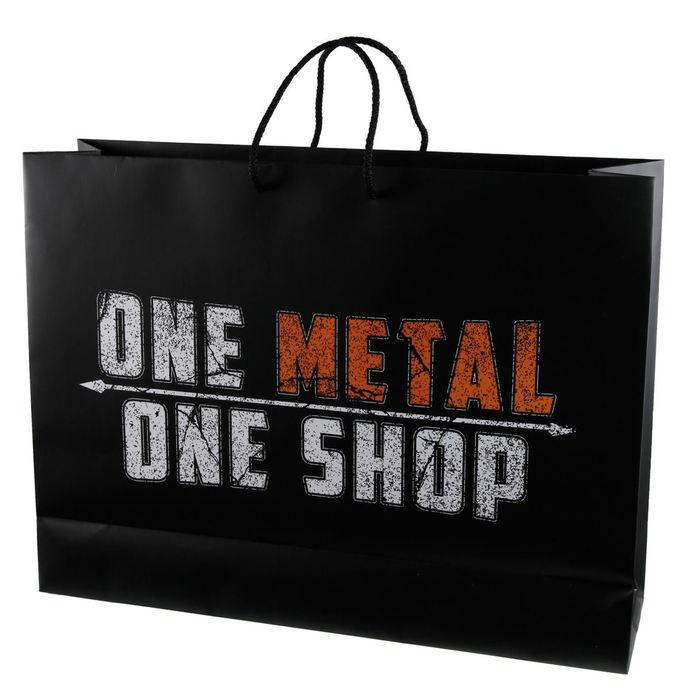 taška dárková (velká) METALSHOP - One Metal, One Shop