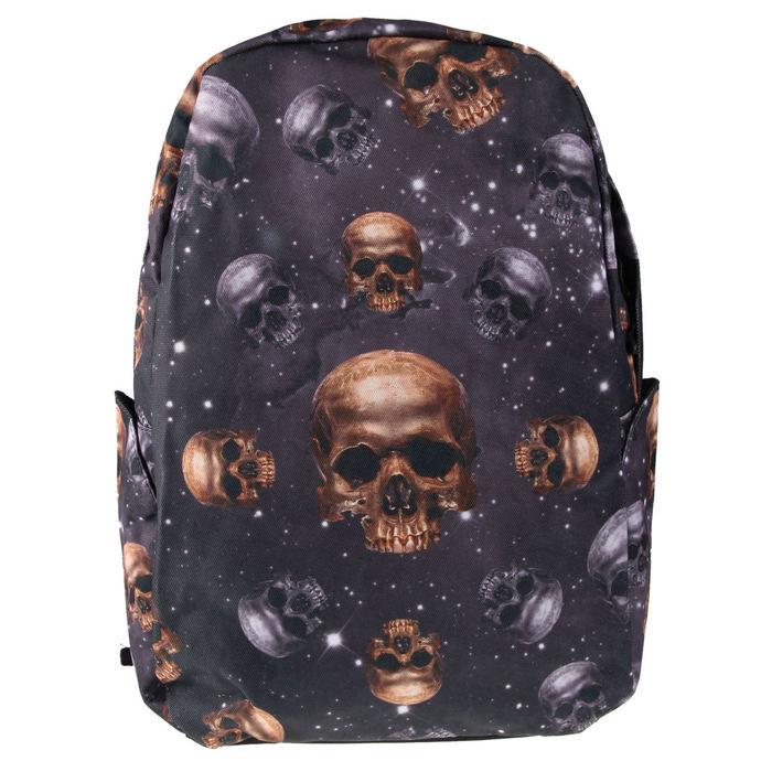 batoh BANNED - Skulls