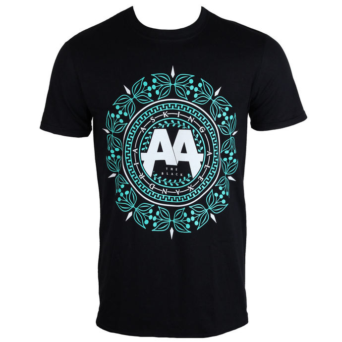 tričko pánské Asking Alexandria - Glitz - PLASTIC HEAD
