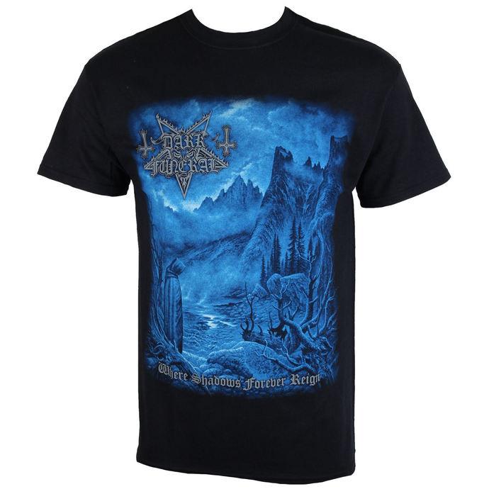 tričko pánské Dark Funeral - WHERE SHADOWS FOREVER REIGN - RAZAMATAZ