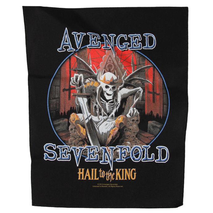 nášivka Avenged Sevenfold - HAIL TO THE KING - RAZAMATAZ