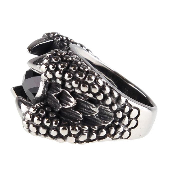 prsten ETNOX - Big Black Claw