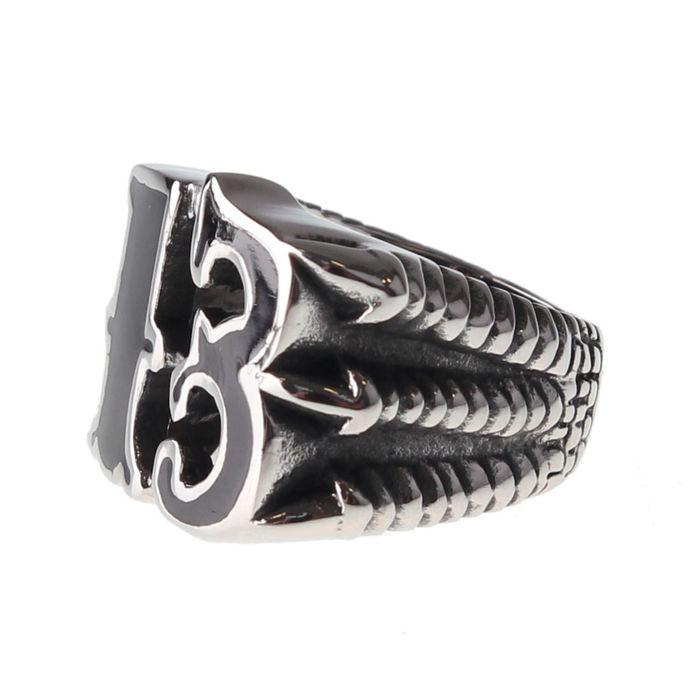 prsten ETNOX - Big Black 13