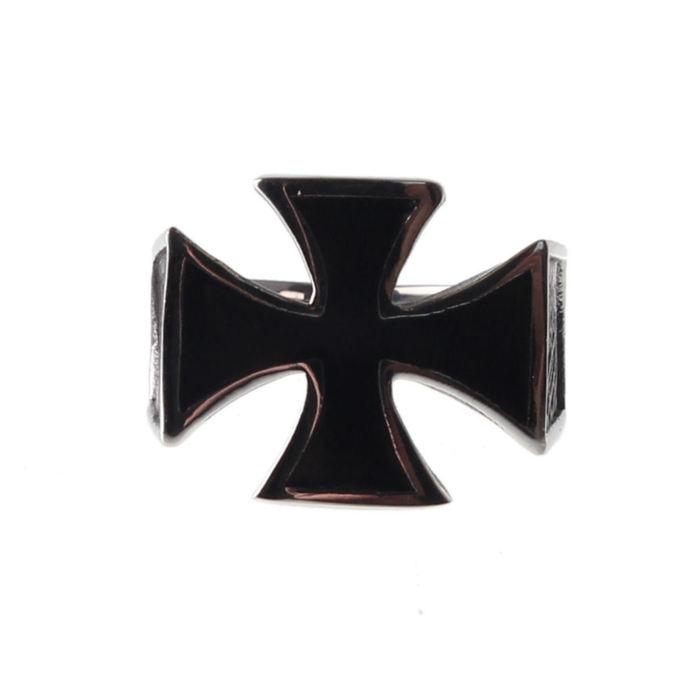 prsten ETNOX - Iron Cross