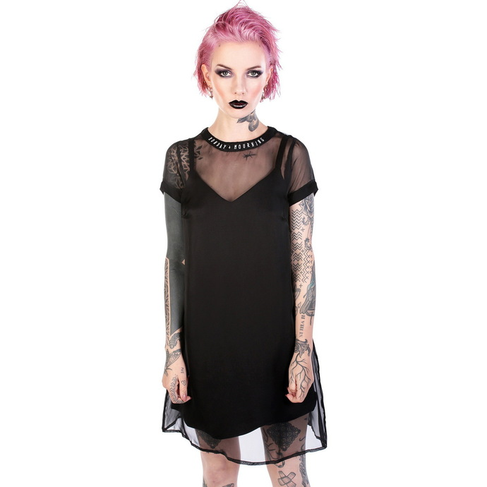 šaty dámské DISTURBIA - Winona