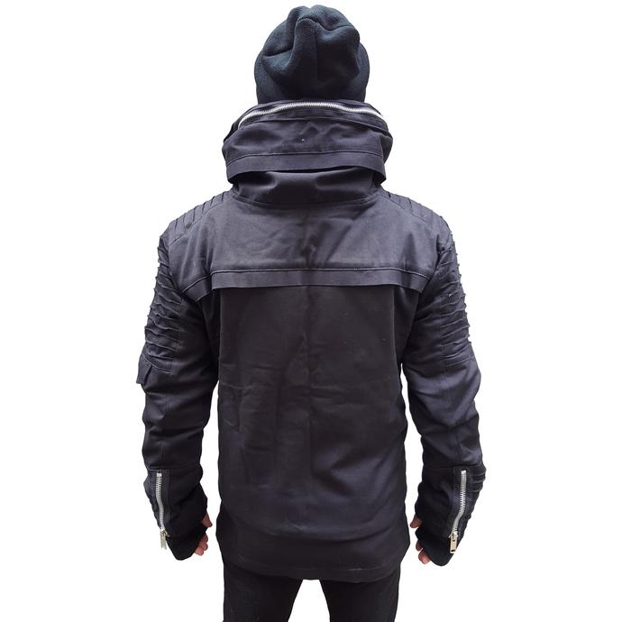 bunda pánská zimní VIXXSIN - SALUTE - BLACK