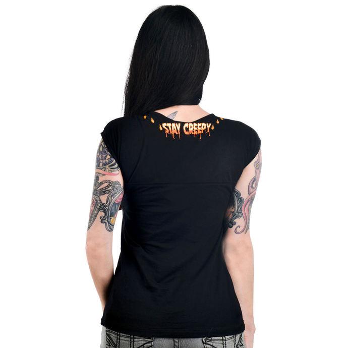 tričko dámské (top) TOO FAST - DAME - STAY CREEPY