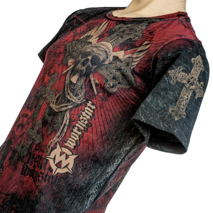 tričko pánské WORNSTAR - Resurrection