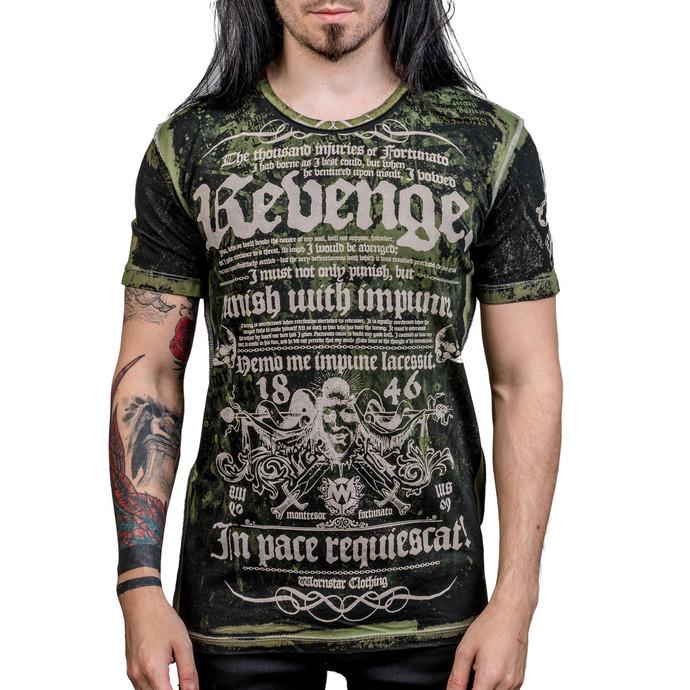 tričko pánské WORNSTAR - Casque