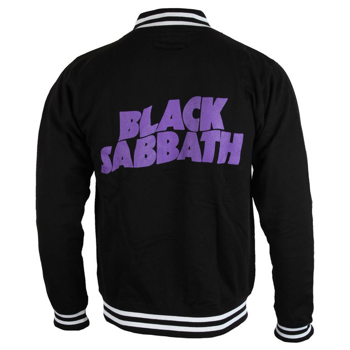 mikina pánská Black Sabbath - Wavy Logo - ROCK OFF