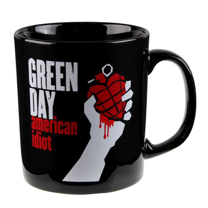 hrnek Green Day - American Idiot - ROCK OFF