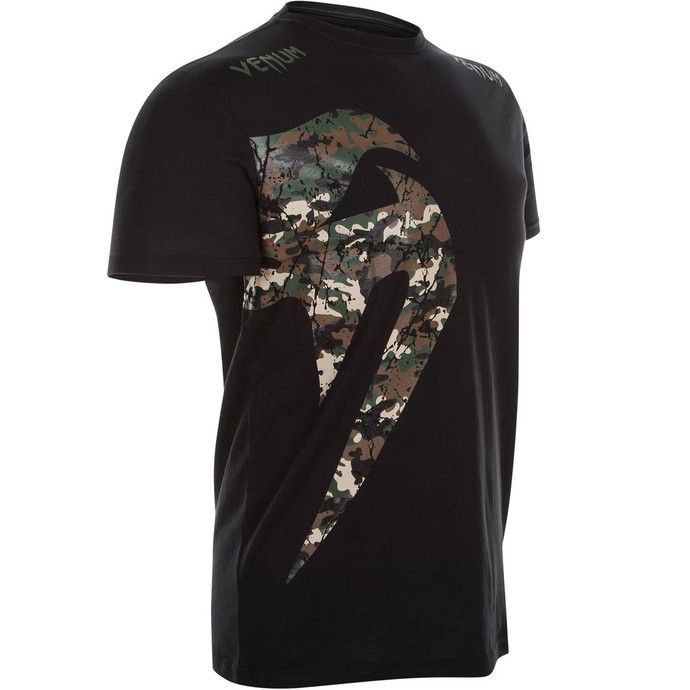 tričko pánské VENUM - Original Giant - Jungle Camo Black