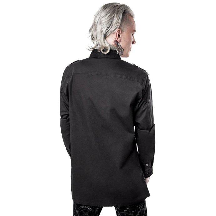 košile pánská s dlouhým rukávem KILLSTAR - Nekronights