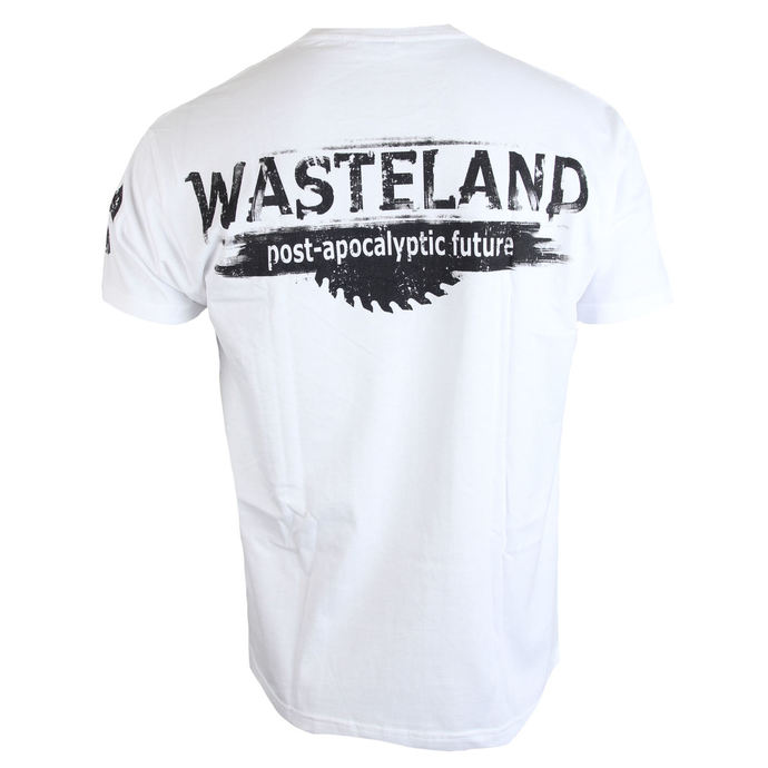 tričko pánské ALISTAR - Wasteland - white