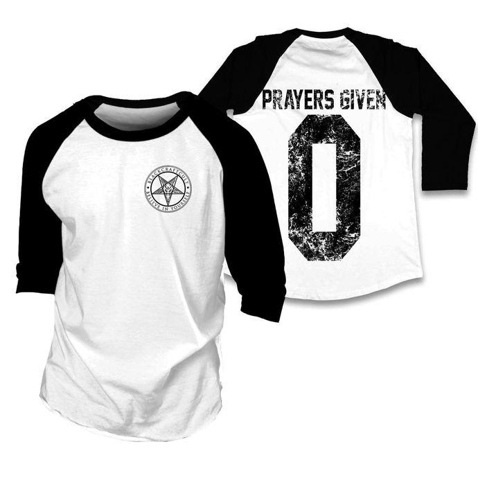 tričko pánské s 3/4 rukávem BLACK CRAFT - Zero Prayers