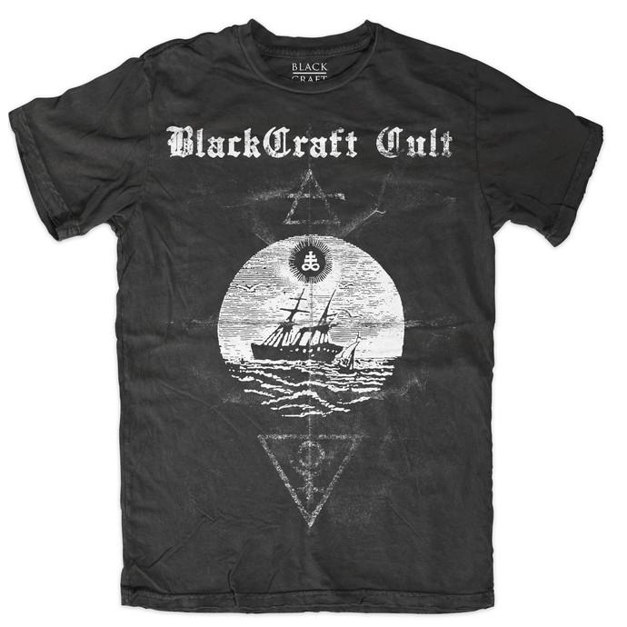 tričko pánské BLACK CRAFT - Satanic Seas