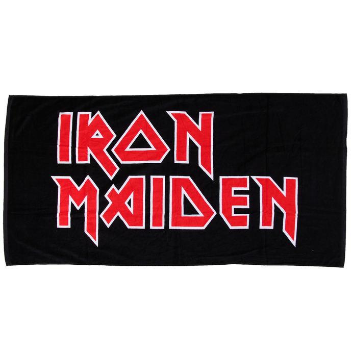 ručník (osuška) Iron Maiden - Logo
