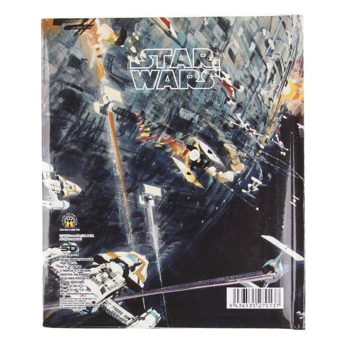 poznámkový blok STAR WARS - DARTH VADER - LOW FREQUENCY