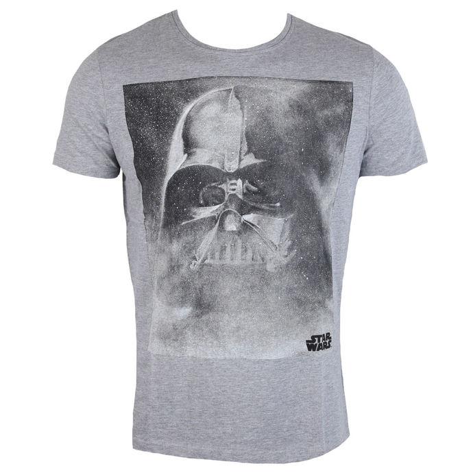 tričko pánské Star Wars - Darth Vader - Grey - LOW FREQUENCY