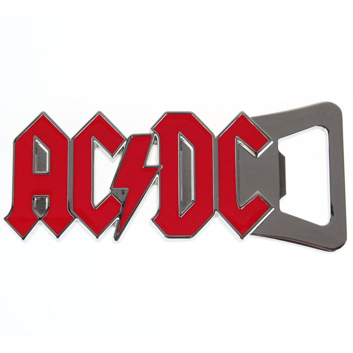 otvírák na láhev - AC/DC - Logo