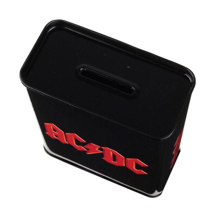 pokladnička AC/DC