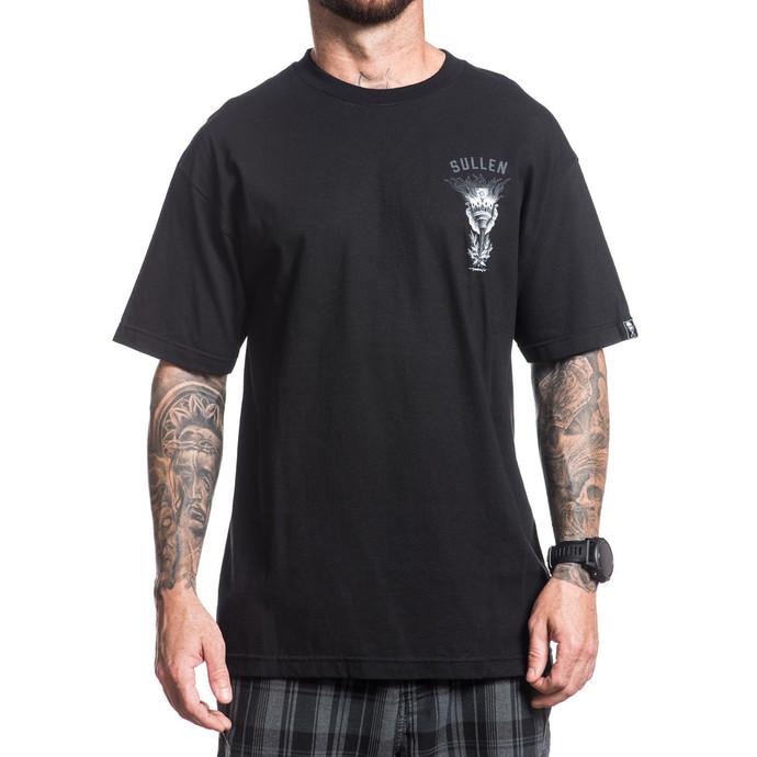 tričko pánské SULLEN - TORCH - BLACK