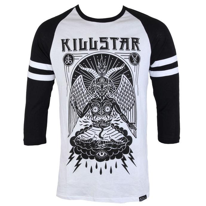 tričko unisex s 3/4 rukávem KILLSTAR - In Like Sin