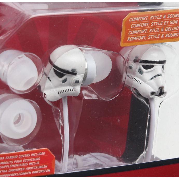 sluchátka Star Wars - Stormtrooper - Wht