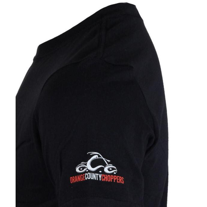 tričko pánské ORANGE COUNTY CHOPPERS - American Classic - Black