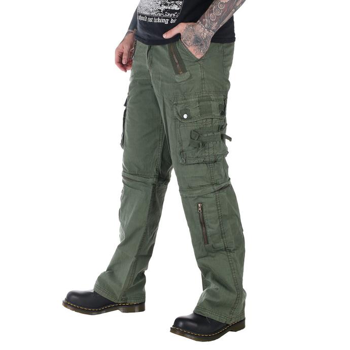 kalhoty pánské SURPLUS - ROYAL OUTBACK - GREEN