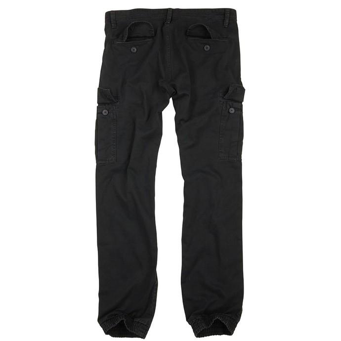 kalhoty pánské SURPLUS - SCHWARZ