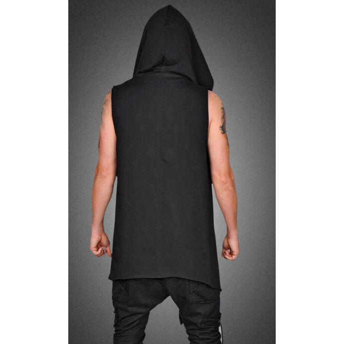 vesta s kapucí (unisex) AMENOMEN - Black