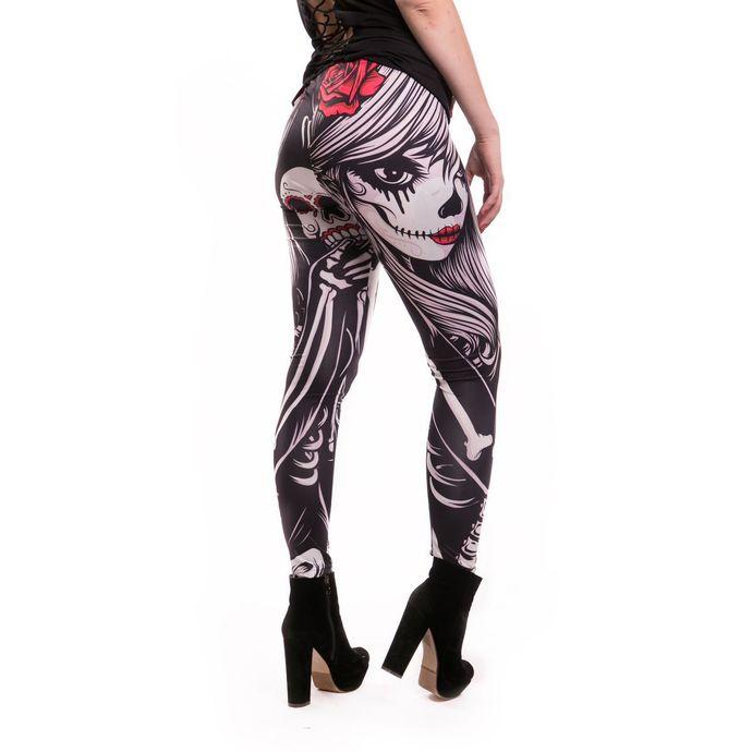 kalhoty dámské (legíny) VIXXSIN - CROW - BLACK