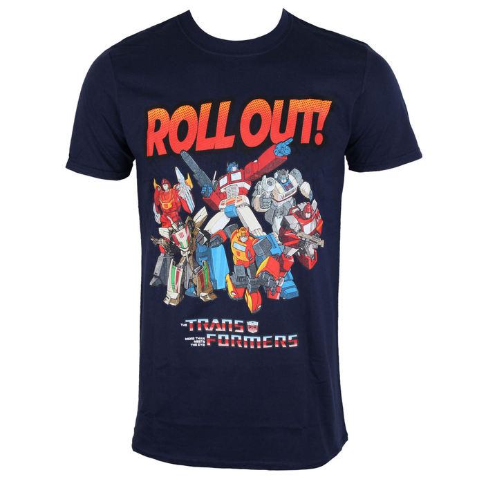 tričko pánské Transformers - Roll Out - ROCK OFF
