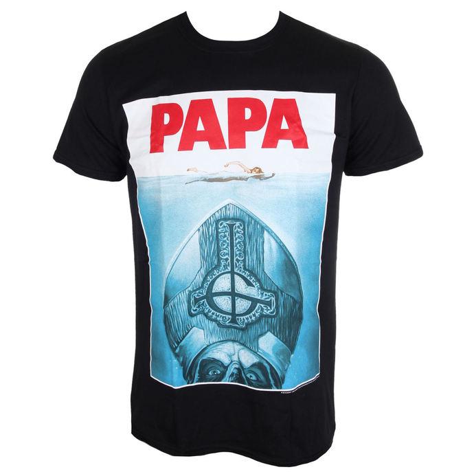 tričko pánské Ghost - Papa Jaws - ROCK OFF