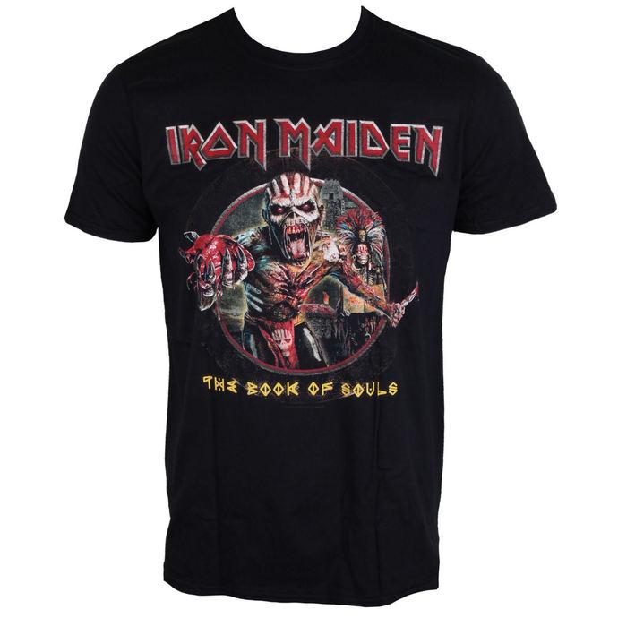 tričko pánské Iron Maiden - Book Of Souls - ROCK OFF