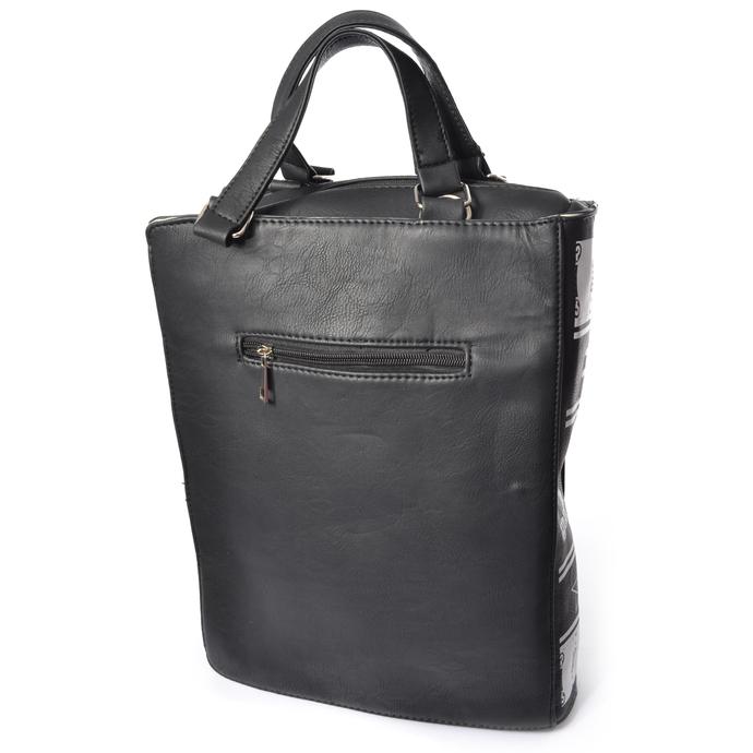 kabelka (taška) POIZEN INDUSTRIES - WITCHCRAFT - BLACK
