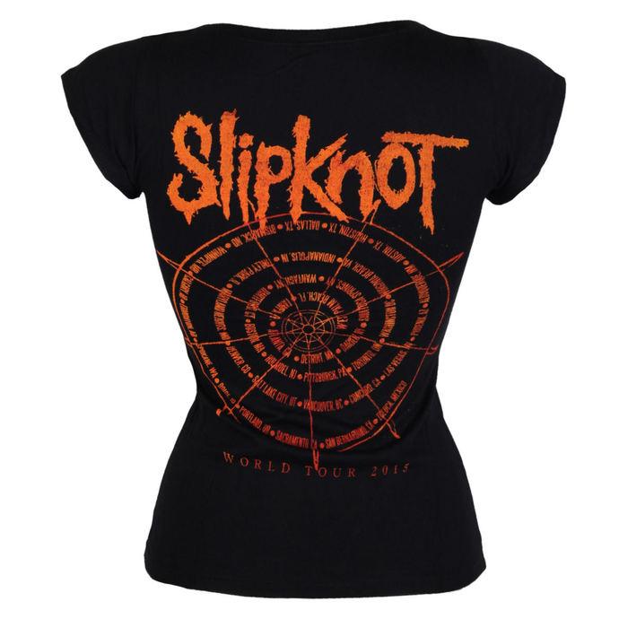 tričko dámské Slipknot - The wheel - ROCK OFF