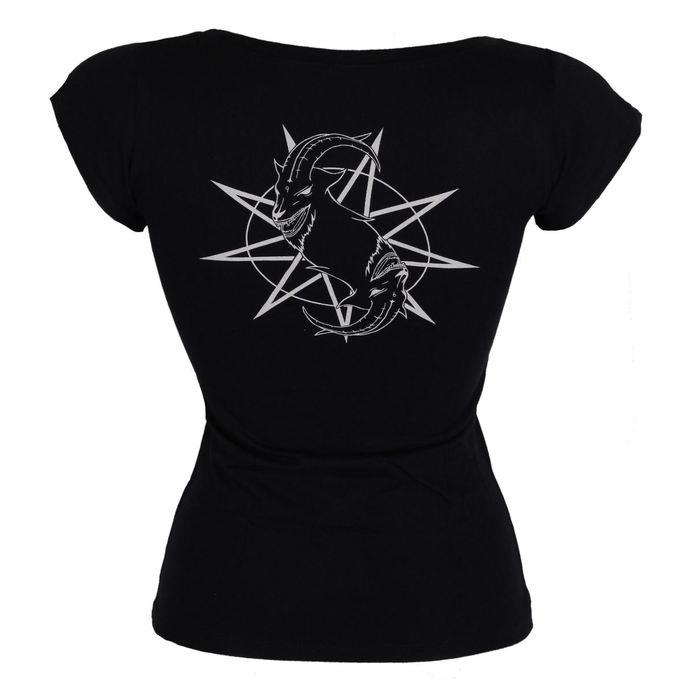 tričko dámské Slipknot - Goat Star Logo - ROCK OFF