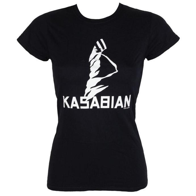 tričko dámské Kasabian - Ultra Skinny - ROCK OFF