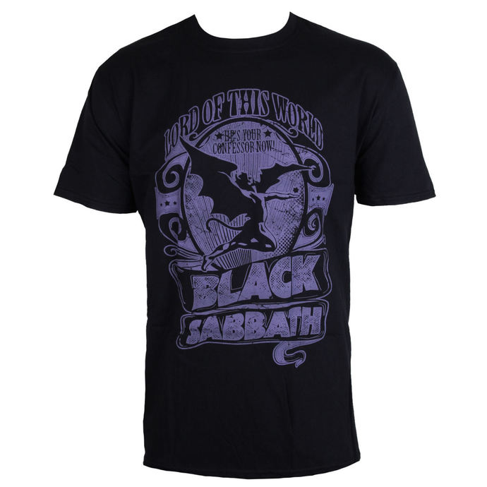 tričko pánské Black Sabbath - Lord Of This World - ROCK OFF