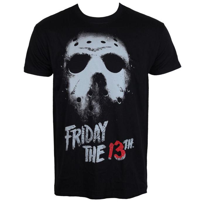 tričko pánské Friday The 13th - Black - HYBRIS