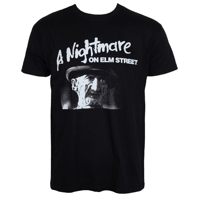 tričko pánské Noční můra z Elm Street - Black - HYBRIS