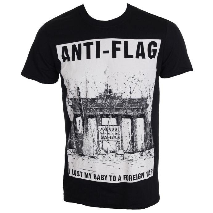 tričko pánské Anti Flag - Brandenburg Gate - KINGS ROAD