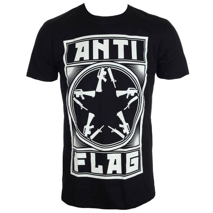 tričko pánské Anti Flag - New Gunstar - KINGS ROAD