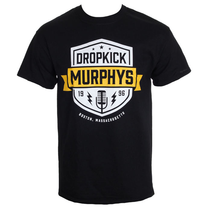 tričko pánské Dropkick Murphys - 1996 Shield - KINGS ROAD