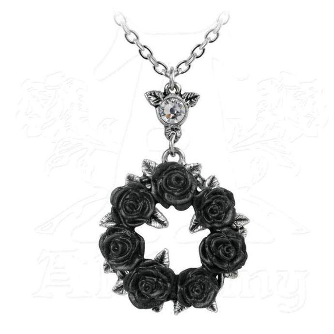 obojek ALCHEMY GOTHIC - Ring O' Roses