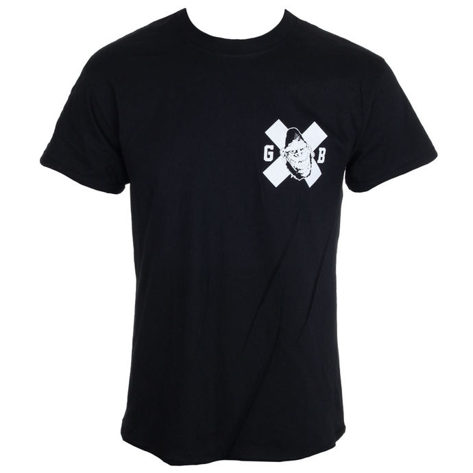 tričko pánské Gorilla Biscuits - Gorilla X - KINGS ROAD